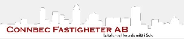 Connbec Fastigheter AB logo
