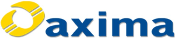 Axima Floby logo