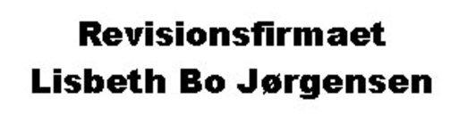 Revisionsfirmaet Lisbeth Bo Jørgensen, Registreret Revisionsvirksomhed logo