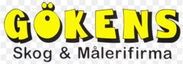 Gökens Skogs O Målerifirma logo