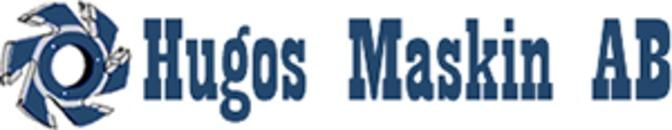 Hugos maskin AB logo