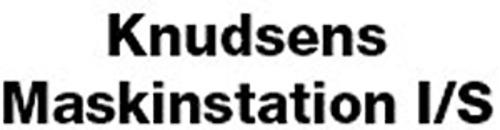 Knudsens Maskinstation logo