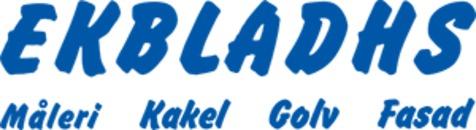 Ekbladhs Måleri AB logo
