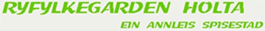 Ryfylke garden Holta logo