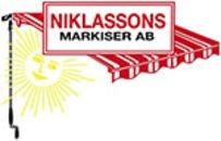 Niklassons Markiser AB logo
