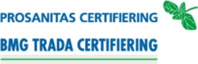 Prosanitas Certifiering AB logo