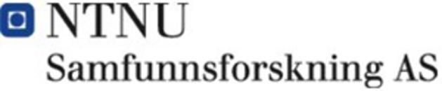 NTNU Samfunnsforskning AS logo