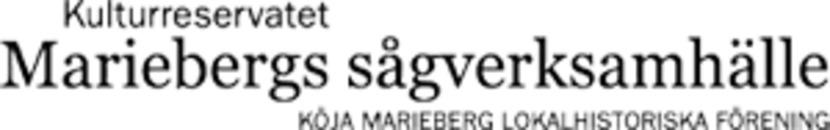 Köja-Marieberg Lokalhistoriska För. logo