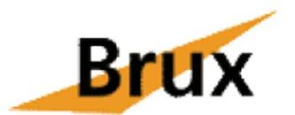 Brux AB logo