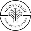 Skovveien Gull Sølv Diamanter logo