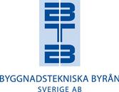 Byggnadstekniska Byrån Sverige AB logo