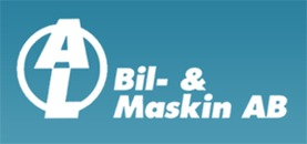 AL Bil Maskin AB logo