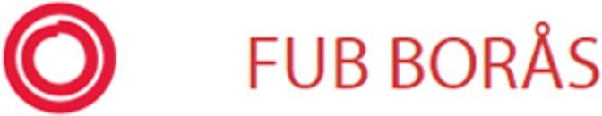 FUB Borås logo