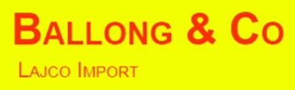 Ballong & Co Norden, Lajco logo