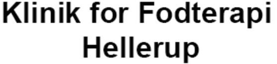 Hellerups Klinik for Fodterapi v/Susanne Crillesen & Michaela Lilballe I/S logo