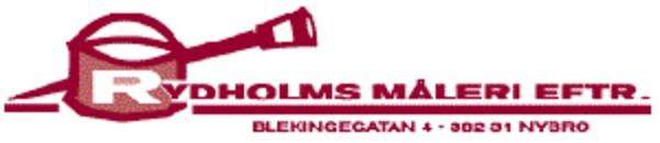 Rydholms Målerifirma Eftr. logo