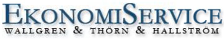 Ekonomiservice Wallgren logo