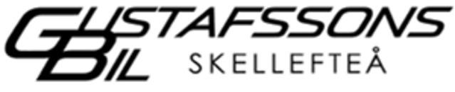 Gustafssons Bil AB logo
