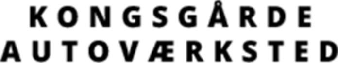 Kongsgårde Auto v/Jens Juul Olsen logo