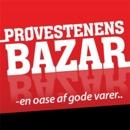Prøvestenens Bazar logo