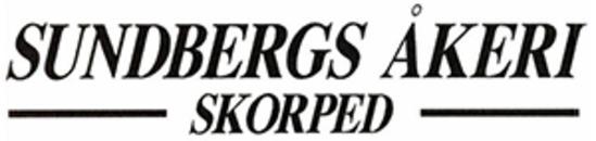 Sundbergs Åkeri i Skorped AB logo