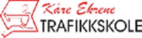 Kåre Ekrene Trafikkskole AS logo
