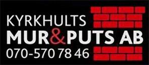 Kyrkhults Mur & Puts AB logo