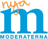 Moderaterna i Södermanland logo