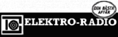 Elektro-Radio AB logo