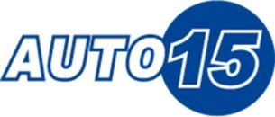 Auto 15 ApS logo