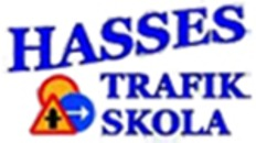 Hasses Trafikskola logo