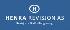 Henka Revisjon AS logo