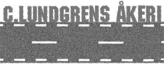 C. Lundgrens Åkeri AB logo