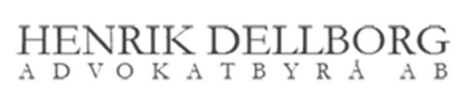 Dellborg Advokatbyrå AB, Henrik logo