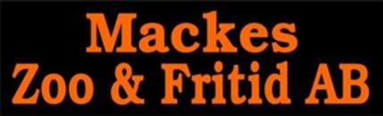 Mackes Zoo & Fritid logo