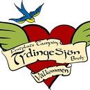 Tydingesjöns Camping logo