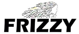 Frizzy Hårsenter logo