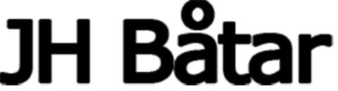 Jh Båtar HB logo