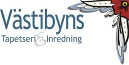 Västibyns Tapetseri & Inredning logo