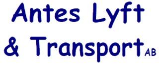 Ante's lyft & transport AB logo