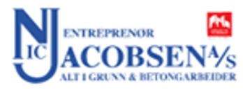 Nic Jacobsen Entreprenør AS logo