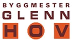 Byggmester Glenn Hov AS logo