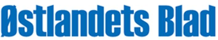 AS Østlandets Blad logo