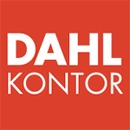 Dahl Kontor as logo