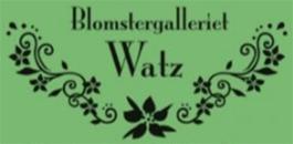Blomstergalleriet Watz logo