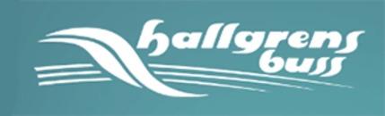 Hallgrens Buss & Taxi AB logo