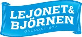 Lejonet & Björnen Sverige AB, Glassfabriken logo
