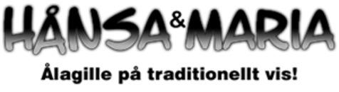 Hånsa & Maria Ålagille logo
