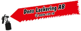 Don's Lackering AB logo