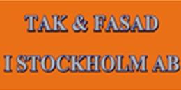 Tak och Fasad i Stockholm AB logo